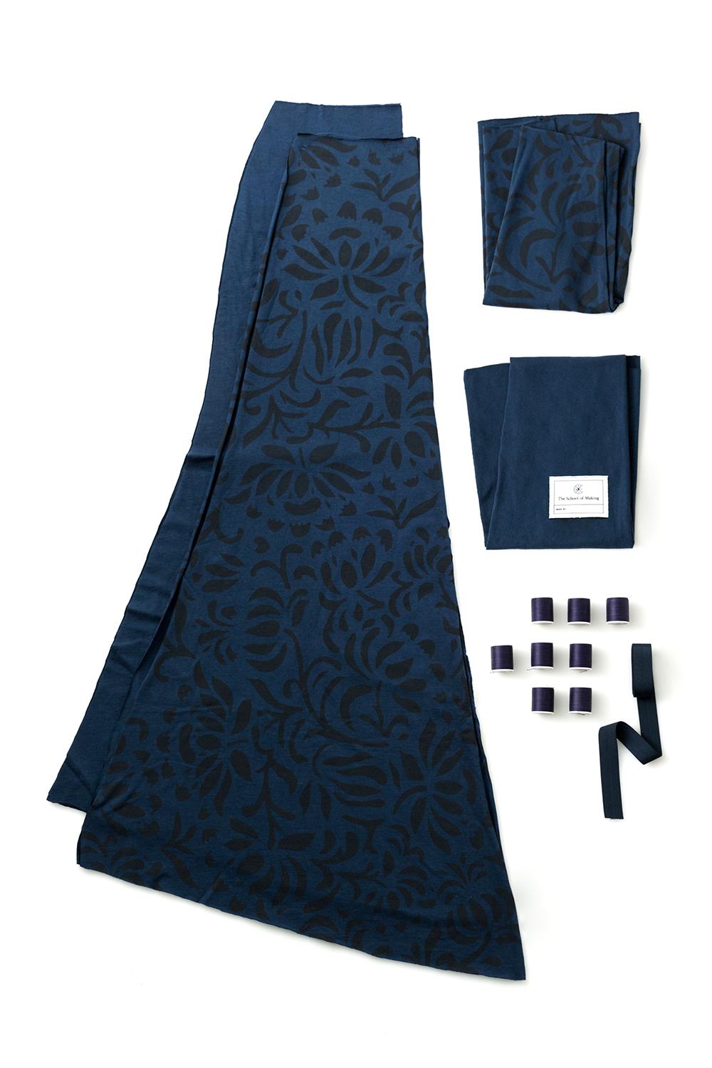 The-School-of-Making-Annas-Garden-Long-Skirt-DIY-Kit-1