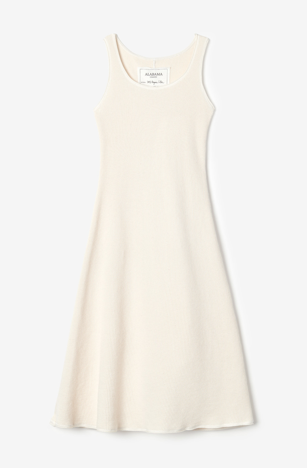 Alabama chanin  organic cotton  slip dress  leisurewear  everyday  layering
