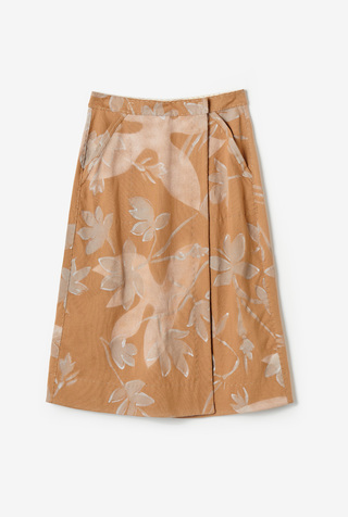 Florence Wrap Skirt