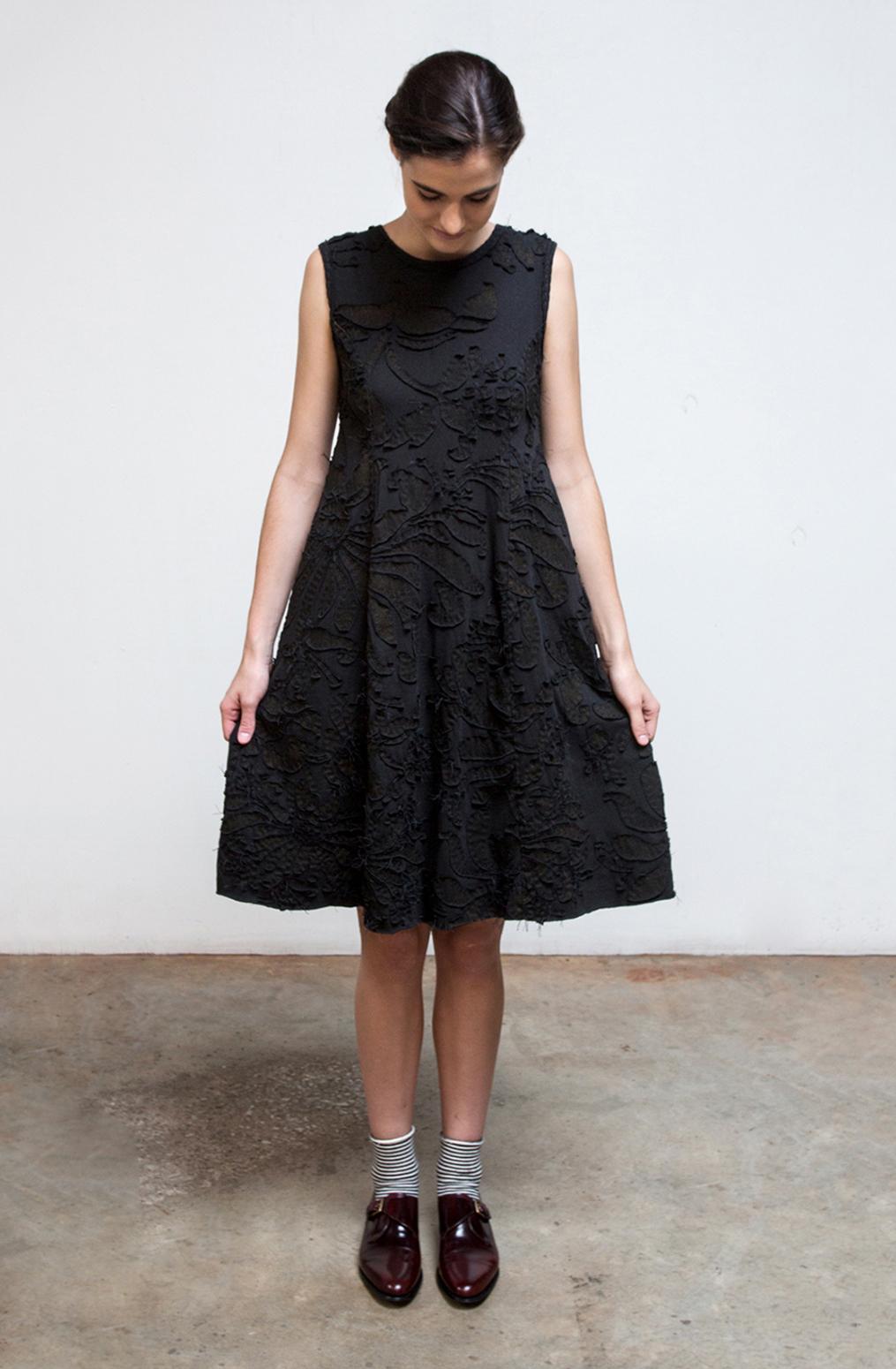 The school of making factory dress pattern 1