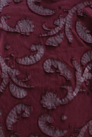 The school of making paisley stencil 2