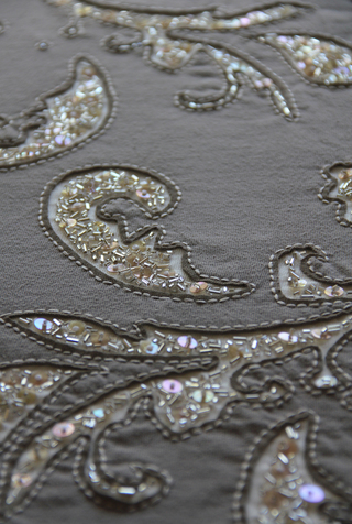 The school of making paisley stencil 3