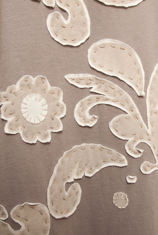 The school of making paisley stencil 4