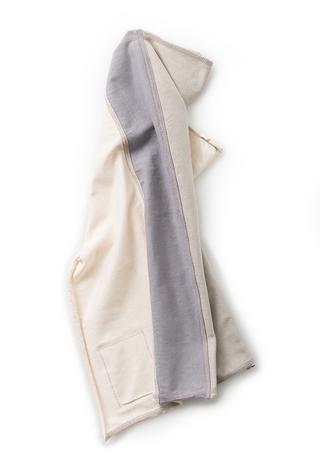 Alabama chanin jersey colorblock napkins 9