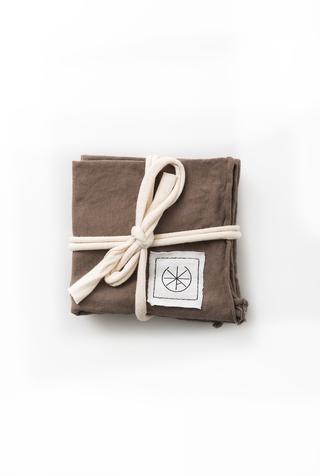 Alabama chanin organic cotton cocktail napkins 2