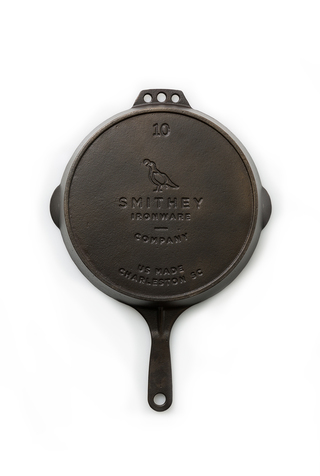 Alabama chanin smithey cast iron skillet 5