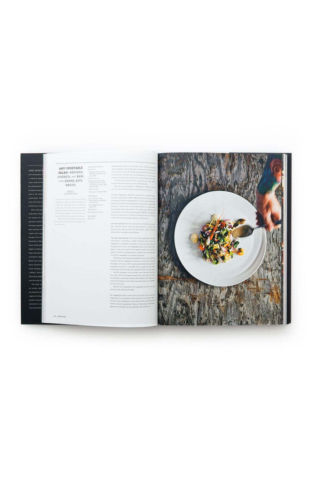 Alabama chanin heritage cookbook by sean brock 2