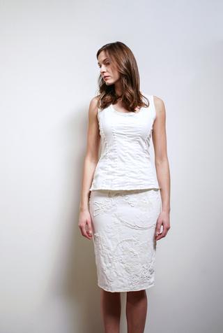 Antheia skirt   pencil skirt   flora   vida   white   january 2017   26024   rinne allen 1