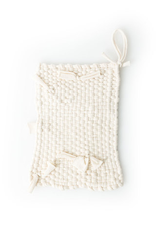 Hand Loomed Potholder