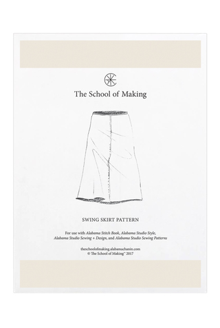 Swing Skirt Pattern