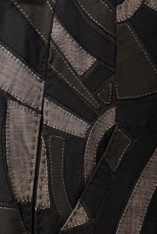Alabama chanin luxury fashion womens cape 2