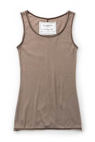 Alabama chanin womens ribknit camisole tank 3