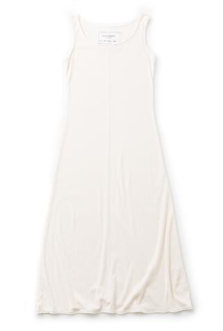 Alabama chanin womens ribknit sleep dress nightgown 4