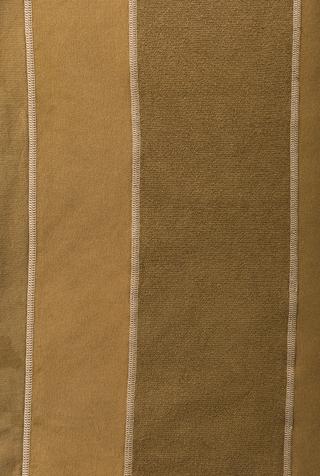 Alabama chanin stripe organic cotton throw 4
