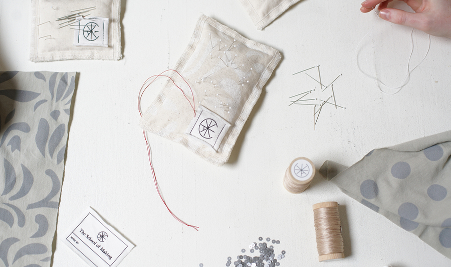 The school of making hambidge one day sewing workshop