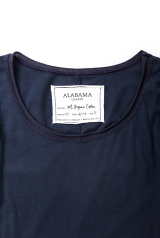 Alabama chanin scoopneck rib dress 4