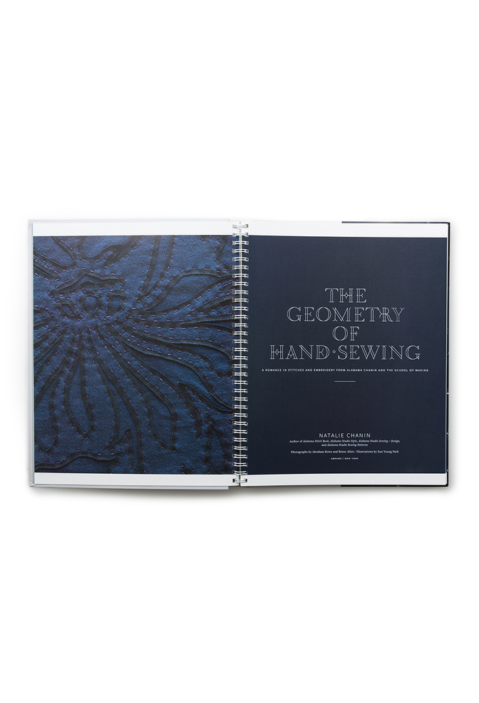 Book   the geometry of hand sewing   natalie chanin   abraham rowe 11