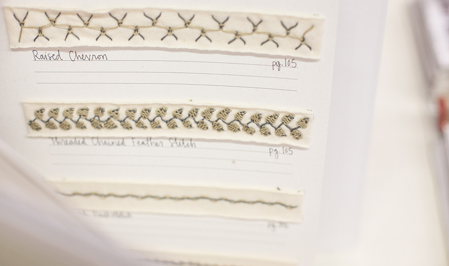 Alabama chanin   events   embroidery stitches workshop 2
