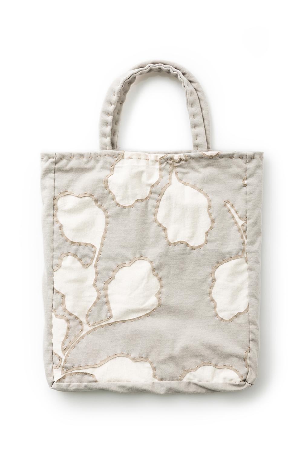The school of making new leaves market bag diy kit 1
