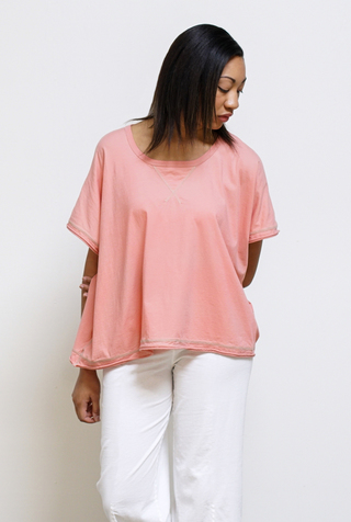 The school of making the coverup basic boxy top 1