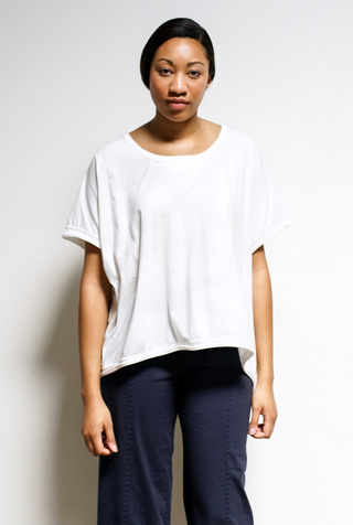 The school of making the coverup basic boxy top 2