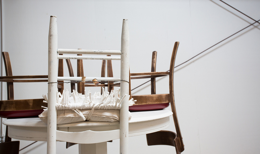 The school of making chair workshop 1