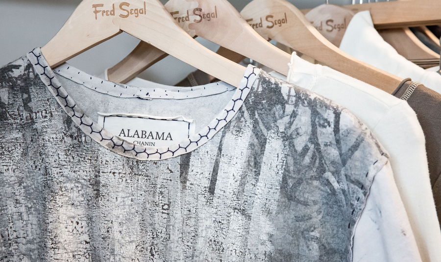 Alabama chanin fred segal cdfa sustainability popup shop