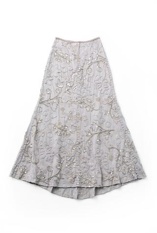 Sample Sale: #26282: Beaded Conner Skirt