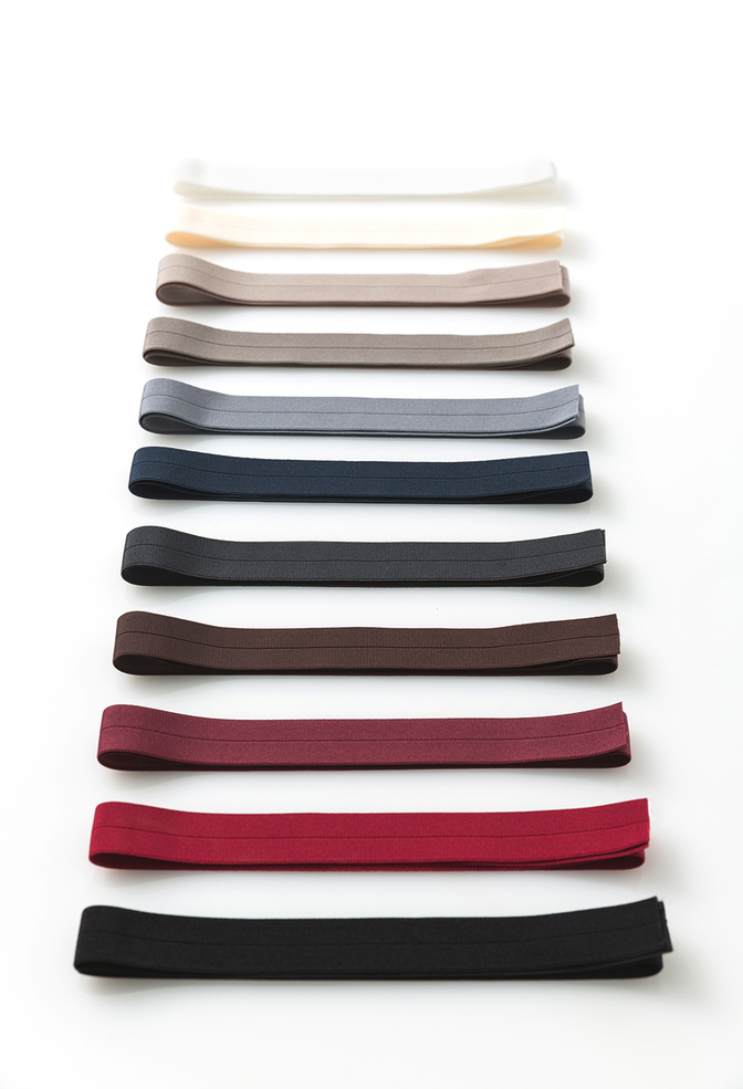 The school of making fold over elastic ribbon 2