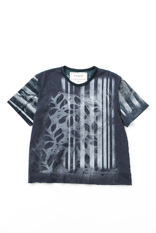 #28009: X-Small/Small One-of-a-Kind Graffiti Tee
