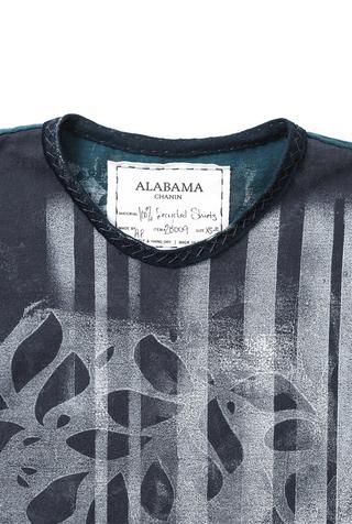 Alabama chanin recycled cotton graffiti tee 28009 4