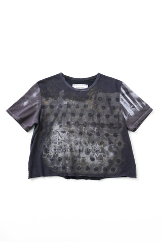 #28042: X-Large/XX-Large One-of-a-Kind Graffiti Tee
