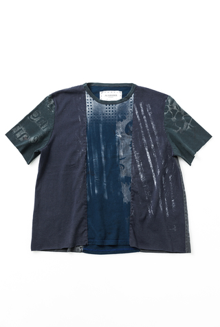 #28045: X-Large/XX-Large One-of-a-Kind Graffiti Tee