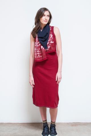 Soft Knit Slip Dress