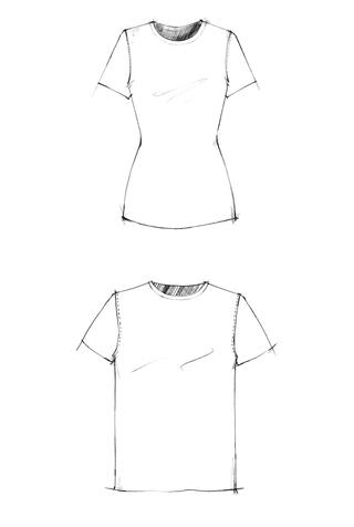 The school of making t shirt pattern 3