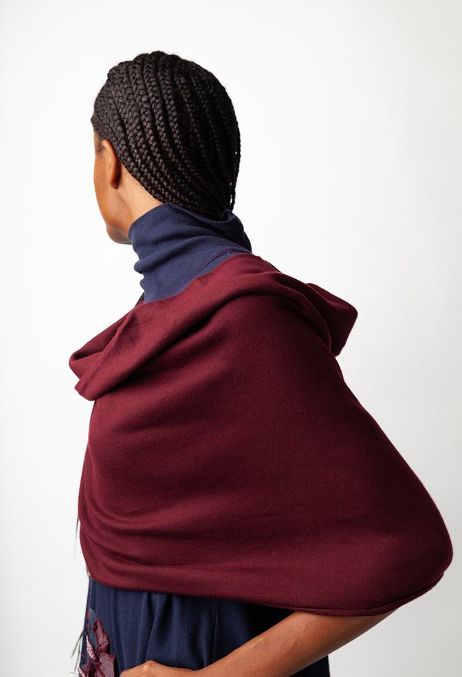 Alabama chanin womens organic cotton stole scarf 11