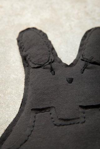 The school of making bunny rabbit diy sewing kit 4