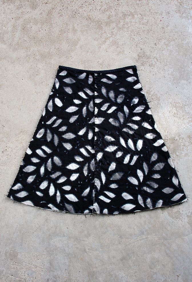 The school of making bloomers swing skirt diy sewing kit 2