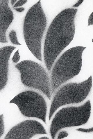 Bloomers Stencil