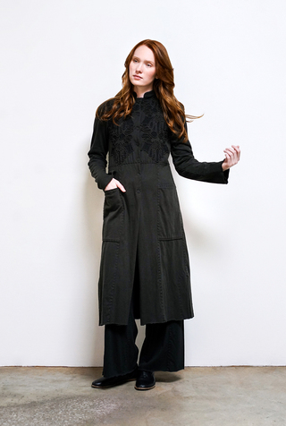 X Discontinued: Blake Coat