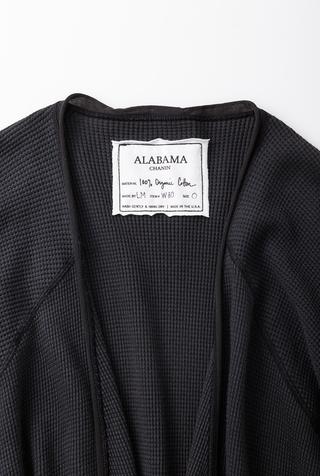 Waffle robe   black   ac 80   november 2017   abraham rowe 3