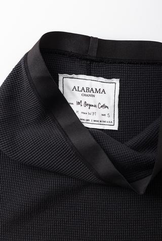 Alabama chanin womens waffleknit pencil skirt 3