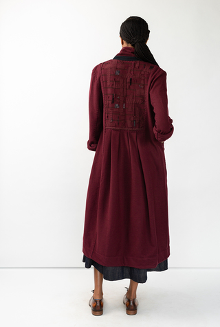 Alabama chanin tweed duster 3