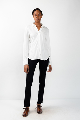 Alabama chanin collared shirt 4