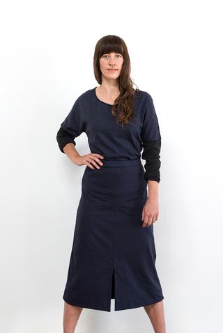 The Mid-Length Skirt