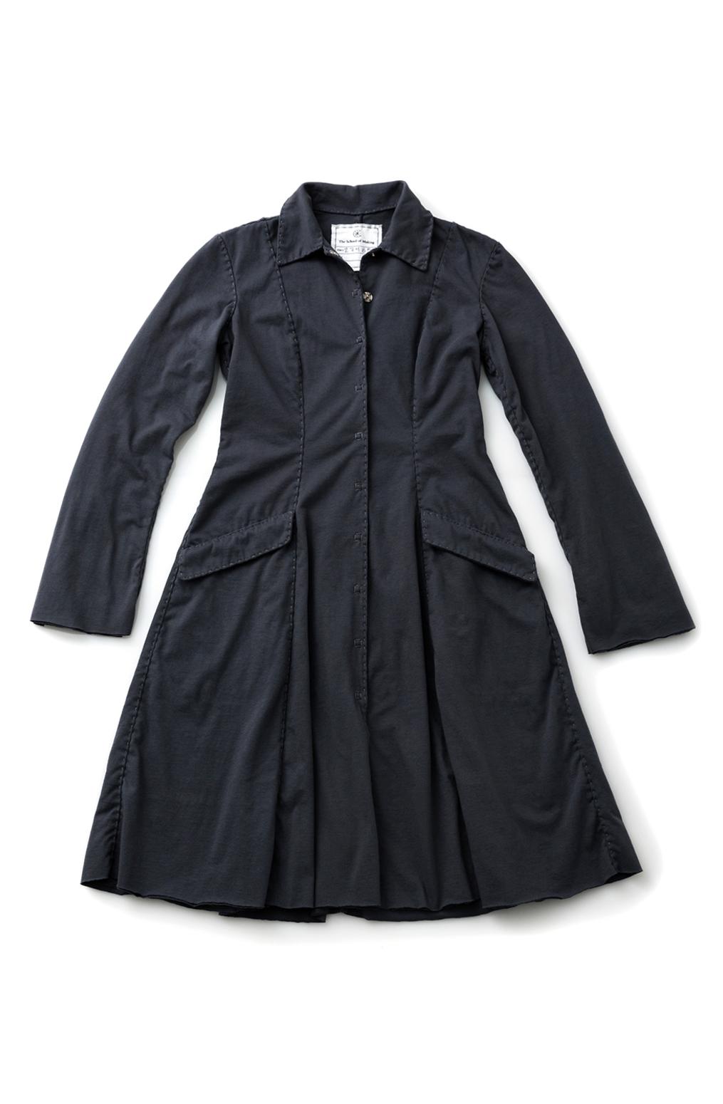 The school of making ezra coat pattern 1
