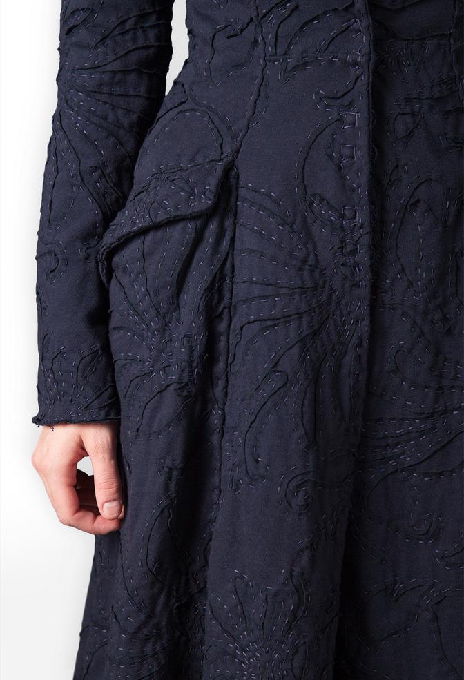 The school of making ezra coat pattern 4