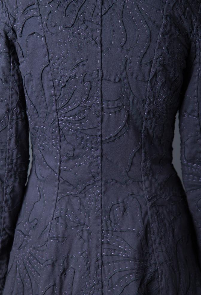 The school of making ezra coat pattern 5