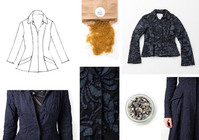Ezra Coat Pattern