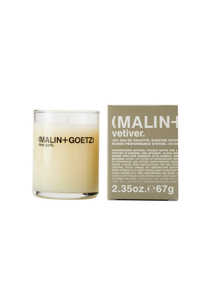 Alabama chanin malin goetz vetiver candle